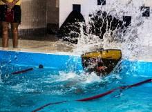Tréninky ploutvového plavání a potápění 2017/2018