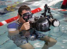 Sobotní potápěčský trénink s fotoasistencí