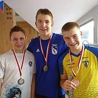 úspěch na závodech Gliwice 2018