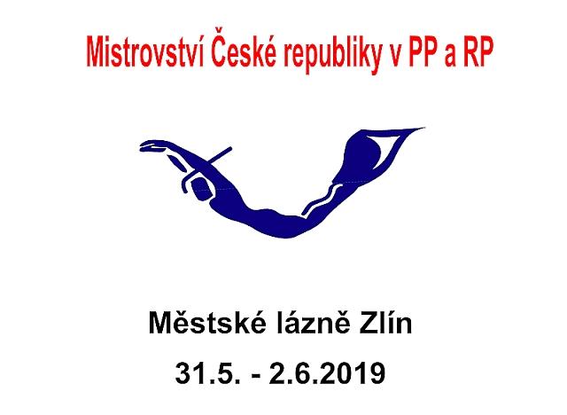 MČR – Mistrovství české republiky PP a RP 2019