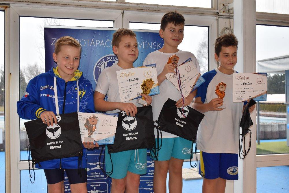 3 Fins Cup – 2.3.2019 Žilina