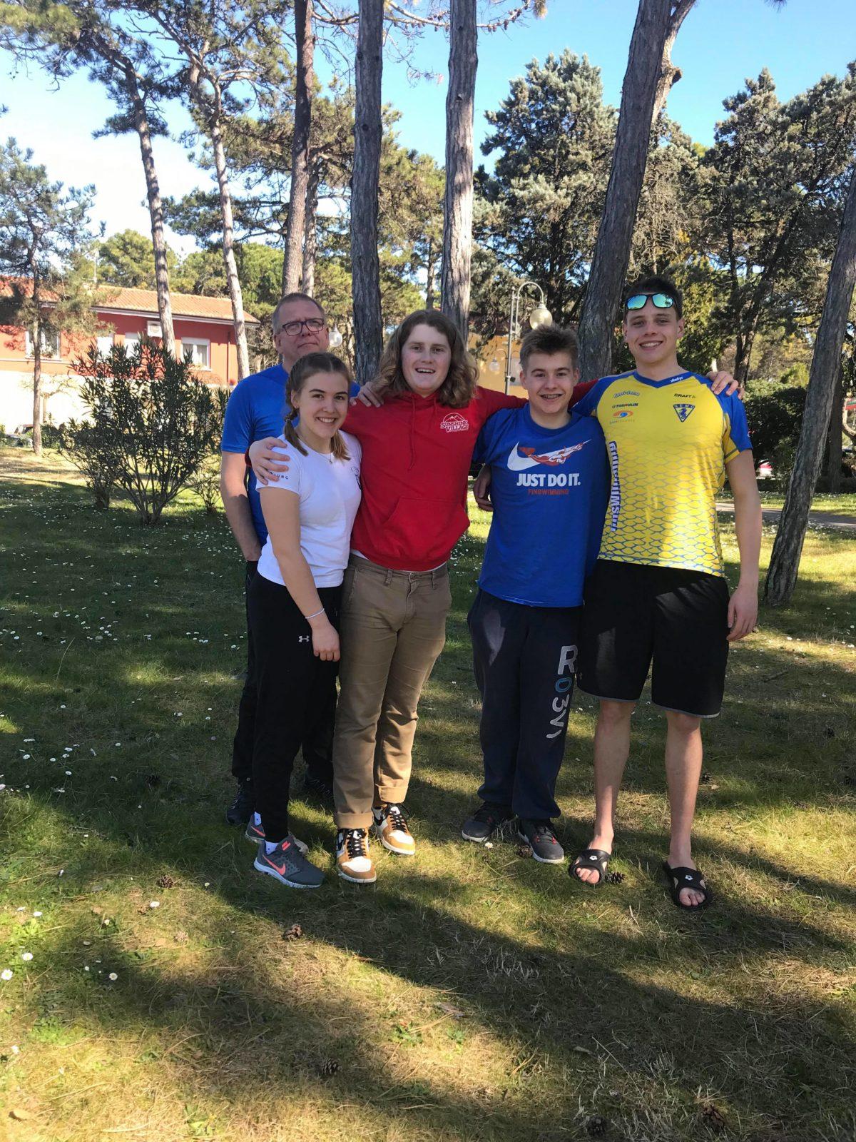 2. kolo Světového poháru – Lignano (ITA) 23. a 24.3.2019