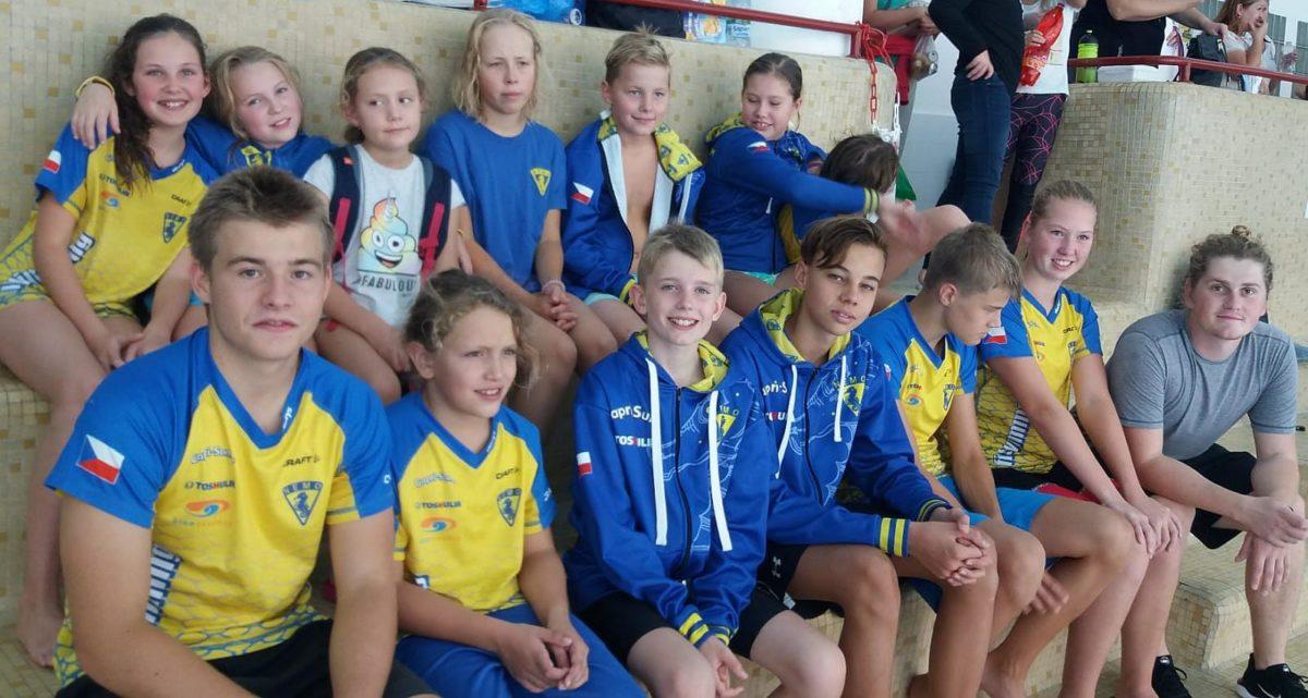 Středoevropský pohár mládeže 2019-3.kolo